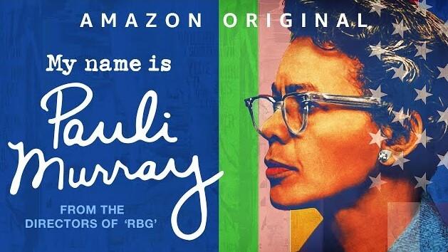 my name is Pauli Murray amazon film