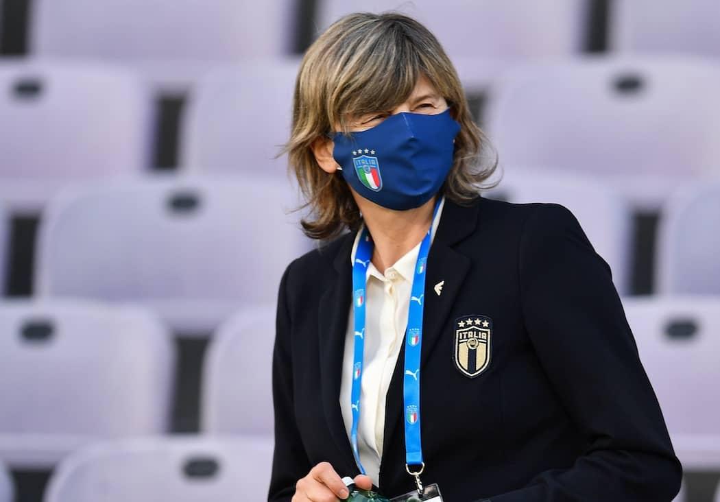 Milena Bertolini nazionale calcio femminile
