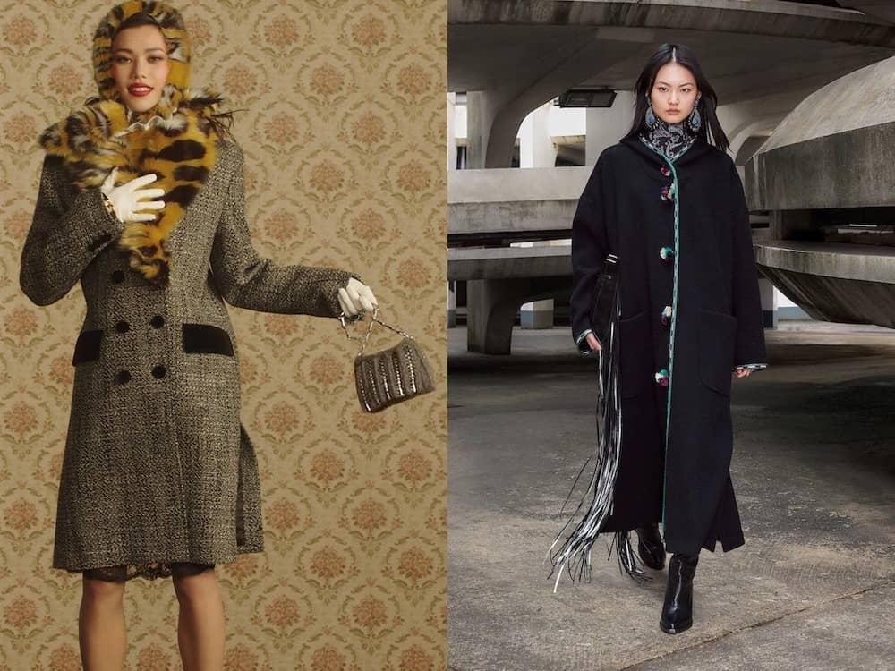cappotti autunno inverno 2021 -2022