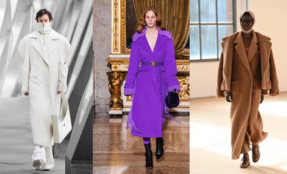 cappotti donna inverno 2021-22