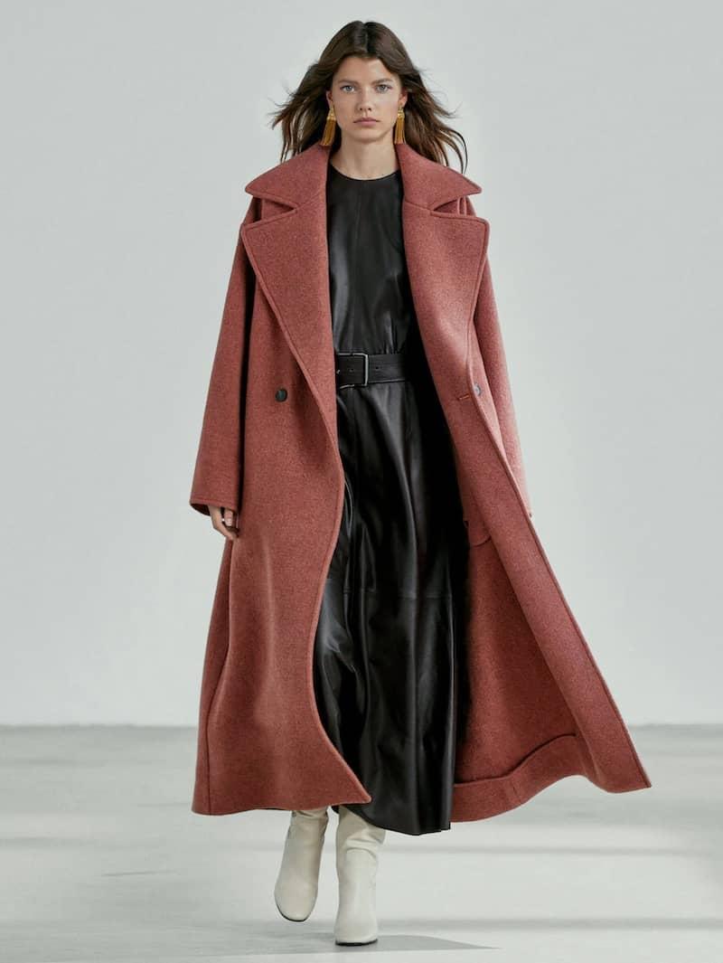 cappotto donna massimo dutti 2021-22