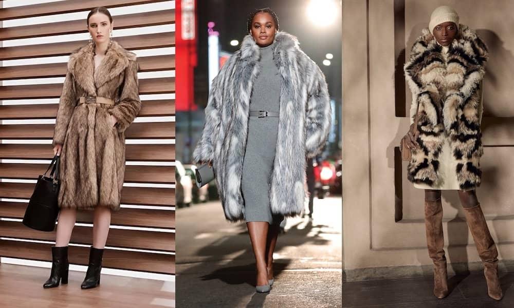 pellicce ecologiche inverno 2022